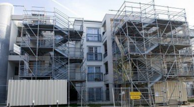 Nouvelle dynamique de rénovation des logements